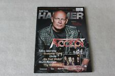 Metal Hammer 7/2016 Accept, Lacuna Coil, Blues Pills, Ghost, Skunk Anansie,