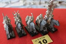 Games Workshop Warhammer Bretonnian Questing Knights Mint New Fantasy Metal OOP