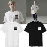 Kpop EXO Baekhyun Tshirt New Tops Short Sleeve Clothes Men Women Cotton T-shirt
