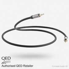 QED Performance J2J 1.5 m Graphite 3.5 Mm Mini Jack vers Mini Jack Câble Audio