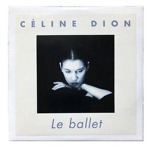 Celine Dion CD Single Promo France Le Ballet SAMPCD 3193 (1995)