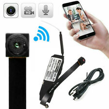 Mini 1080p Wireless WIFI IP Spy Camera Hidden DIY Module DV DVR Nanny Micro Cam