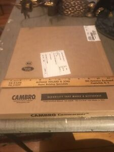 FREE Ship Cambro 1210PW191 Camwarmer Food Pan Warmer Plate Catering Cafeteria