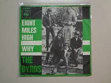 "BYRDS:Eight Miles High 3:35-Why? 2:58-Holland 7"" 1966 CBS Columbia Inc. 2067 PSL"
