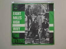 "BYRDS:Eight Miles High 3:35-Why? 2:58-Holland 7"" 1966 CBS Columbia Inc. 2067 PSL"