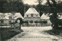 Carte SAINT CHERON Château de Bâville Les Communs