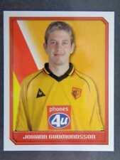 Merlin Premier League 2000 - Johann Gudmundsson Watford #479