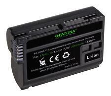 Batteria Patona Premium 7,0V 2000mAh per Nikon EN-EL15