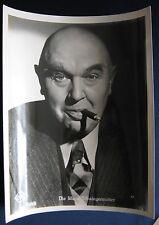 UFA  AF  Die kluge Schwiegermutter 1939     Friedrich Otto Fischer  Portrait