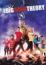2013 Big Bang Theory season 5 base set 1-68