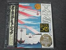 STOMU YAMASH'TA YAMASHTA Floating Music JAPAN MINI LP SHM CD 1972 PROG JAZZ ROCK