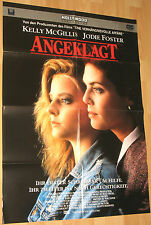 "Angeklagt ""The Accused"" Filmplakat / Poster A1 ca 60x84cm"