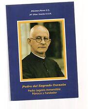 perdo del sagrado corazon-pedro legaria armendariz parroco y fundador-m.perez SJ