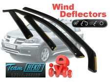 Mitsubishi Outlander  2003 - 2006 Wind deflectors 4.pc  HEKO  23334