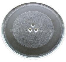 "Whirlpool Microwave Glass Plate / Tray 12 3/4"" #4358641"
