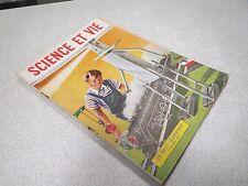 LA SCIENCE ET LA VIE N° 387 decembre 1949 les jouets scientifiques  *