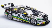 1:12 Scale Biante Craig Lowndes Tasmania Race Winner Holden ZB Commodore #888