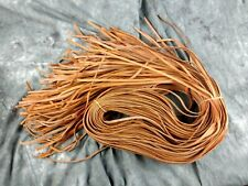 2 Tan Laces Baseball Glove Laces 3/16  x 72 Rawlings Tanner Laces