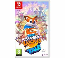 NINTENDO SWITCH Super Lucky's Tale - Currys