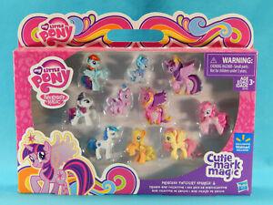 My Little Pony Princess Twilight Sparkle & Friends 10-Pack Walmart Exclusive