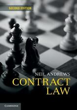 Contract Law: By Neil Andrews