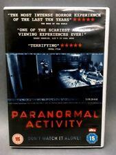 Paranormal Activity (DVD, 2010), FREE P&P