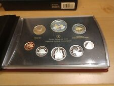 2011 Canada Proof Set - 100th Anniversary of Parks Canada  1911-2011