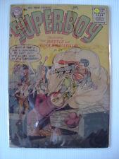 SUPERBOY #46 VG-  (3.5)  DC COMICS ACTION