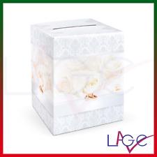 Partydeco Pudtp2-karton - Scatola per Buste Regalo sposi