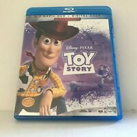 Disney Pixar Toy Story  Movie Blu-Ray Discs Only (No DVD No Digital)