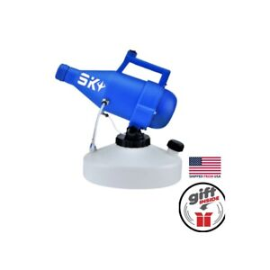 Fogger Machine ULV Electric Disinfecting Cold Fogger Virus Disinfection 4.5L