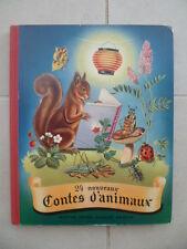ALBUM NESTLE PETER  - CAILLER - KOHLER: 24 contes d'animaux 1953 - COMPLET