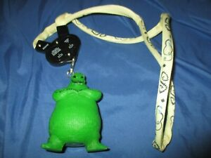 DISNEY PARKS Exclusive Light Up Necklace/Lanyard ~Nightmare Before Christmas