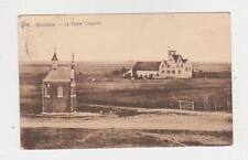 Wenduine,Belgium,La Petite Chapelle,Used,1938
