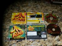 2 Atari PC Games in Excellent condition