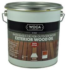 WOCA Außenholzöl Exterior Öl Oil *Verschiedene Farben* 3,0 Liter (15,98 €/L)