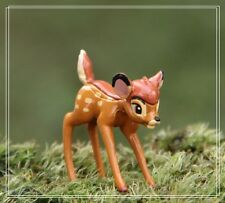 Sika Deer Disney Figure Toy Fairy Garden Accessories Cartoon Miniature Figurines