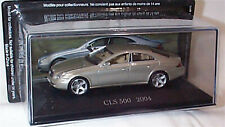 Mercedes CLS 500 C219 2004 1:43 SCALE Diecast Car collection