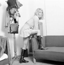 1960s Kirk Negative-sexy blonde pin-up girl Lena Vasagaard-cheesecake t52474
