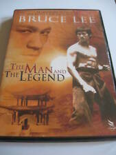 Bruce Lee THE MAN AND THE LEGEND dvd 1973 Kung Fu arti marziali Norris Seagal Ja