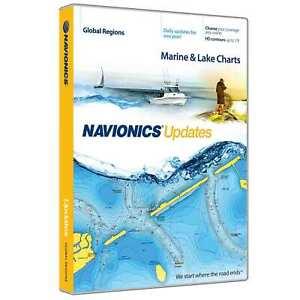Navionics UPDATE CHIP MSD/NAVU-NI