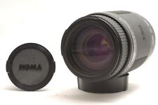 @ Ship in 24 Hours! @ Rare! @ Sigma DL Zoom 75-300mm f4-5.6 Macro Canon EF Lens