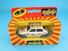 1/43 SOLIDO N. 1202 FIAT RITMO FONDO MAGAZZINO NIB [PS3-060]