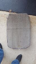 Vintage 1930's Chevrolet Car Radiator Grille Gas Oil 33 34 35 Rat hot rod