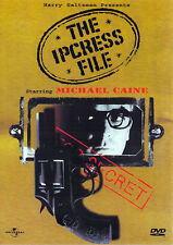 THE IPCRESS FILE (DVD, 1999) - NEW RARE DVD