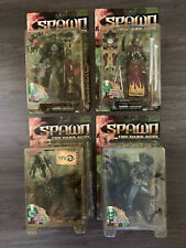 Spawn Series 14 Dark Ages - Lot of 4 action figures - New and Unopened