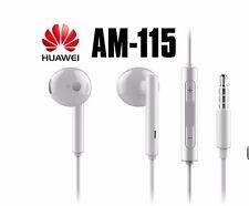 Auricolare Cuffie Stereo Originale Huawei AM115 Bianco Confezione AM-115 BULK
