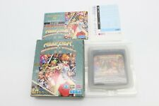 Shining Force Gaiden 1 with Box Manual Sega Game Gear Gg Japan Tested Working