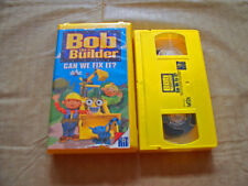 Bob the Builder - Can We Fix It (VHS, 2001)