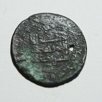 MEDIEVAL ISLAMIC COIN - BRONZE - Lot #3011